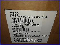 14 X NEW Wyse D200 Thin Client Keyboard Mice Power Supply Adapter 909101-99L P20