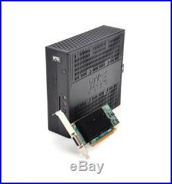 2x Wyse ZX0D 909734-01L / Z90DE7 Thin Client AMD With Matrox Card EPI-TC20ELAUF