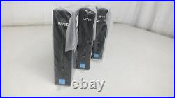 (3) Dell Wyse 5010 Thin Client 607TG Sealed