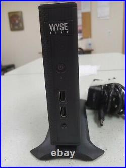(5) Dell/Wyse DX0D D90D7 4GF/2GR US Thin Clients Flash 3.18GB