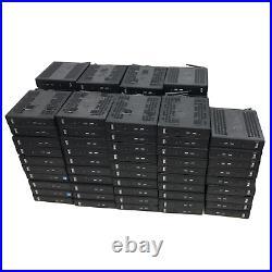 89x Wyse Dx0D Thin Client D90D7 No SSD No RAM 909634-51L with 74 P/S (Lot)