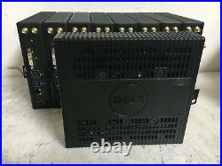 9-Lot Dell Wyse Dx0Q Thin Client PCs AS-IS No Admin Password 4GB RAM 32 GB HDD