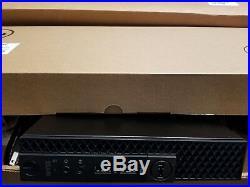 DELL WYSE 7040 THIN CLIENT i5-6500TE, 128GB SSD, 4GB DDR4, WINDOWS 10 EMBEDDED