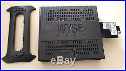 DELL WYSE D10D 909638-02L Thin OS 2GB RAM 2GB FLASH Thin Client inkl. Stand