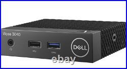 Dell 3040 Thin Client, x5-Z8350, 1.44 GHz, 2GB/8GB Flash, Wyse Thin OS, RJ-45