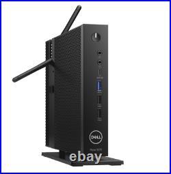 Dell 5070 Thin Client, J4105, 1.50 GHz, 4GB/16GB Flash, Wyse Thin OS, RJ-45