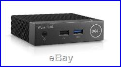 Dell G0JNT Wyse 3040 Thin Client DTS 1 x Atom x5 Z8350 1.44 GHz RAM 2