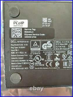 Dell N10D Wyse 3040 Atom x5 Z8350 Thin Client 8GB Flash/2GB RAM CD LOT OF 14