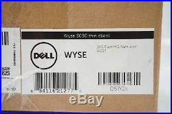 Dell Thin Client Hardware D57gx Wyse 3030 Tc Wes7 16gf/4gr 3290