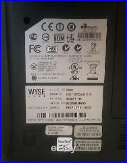 Dell WYSE Xn0m Thin Client 14 AMD G-T56N 4 GB Memory 250 GB HDD Windows 10 PRO