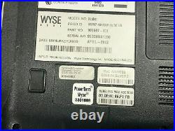 Dell WYSE Xn0m Thin Client POWERTERM 14 LOT OF 3 FOR PARTS REPAIR