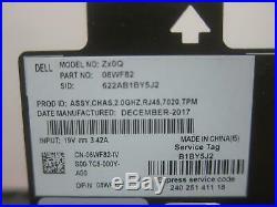 Dell WYSE Zx0Q Thin Client, AMD GX-420CA 2.0GHz, 8GB RAM, 64GB SSD -QTY