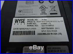 Dell Wyse 14'' Notebook x90m7 (Thin Client) AMD G-T56N, 4 Gb SSD, QWERTY
