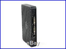 Dell Wyse 3030 Intel N2807 1.58GHz 16GB SSD 4GB RAM WES7 RJ-45 Thin Client R1KJY