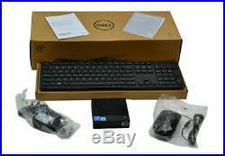 Dell Wyse 3040 N10d Atom X5-z8350 2gb Ddr3 8gb Flash Memory Thin Client Tkytv