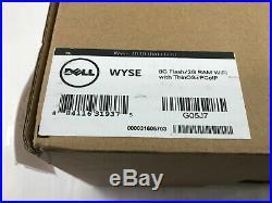 Dell Wyse 3040 Thin Clien X5-Z8350 1.44GHz 2GB 8GB SSD ThinOS PCoIP (G05J7)