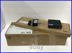 Dell Wyse 3040 Thin Client Atom x5 Z8350 1.44GHz 2GB 16GB Thin OS D8GMG No Mouse