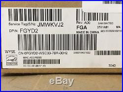 Dell Wyse 3040 Thin Client DTS Atom x5 Z8350 1.44 GHz 2GB 8GB Thin OS FGYD2