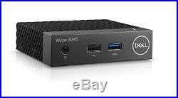 Dell Wyse 3040 Thin Client Dts 1 X Atom X5 Z8350 / 1.4 DELL Wyse 30 NEU