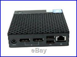 Dell Wyse 3040 Thin Client Intel Atom 1.44GHz 2GB RAM 8GB SSD ThinOS 8.4 G56C0