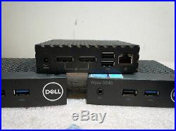 Dell Wyse 3040 Thin Client Intel Atom 1.44GHz 2GB RAM 8GB SSD ThinOS 8.5 9D3FH
