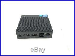 Dell Wyse 3040 Thin Client Intel x5-Z8350 1.44GHz 2GB 8GB ThinOS with PCoIP