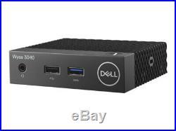 Dell Wyse 3040 Thin client Computer Atom x5 Z8350 2GB 16GB Wyse Thin OS H0R56