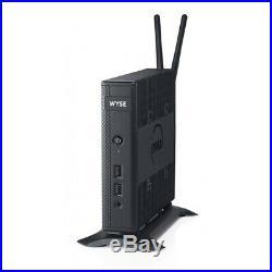 Dell Wyse 5010 Thin Client AMD G-T48E 4GB 16GB, Black (Refurbished)