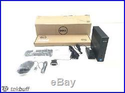 Dell Wyse 5010 Thin Client DTS AMD G-T48E 1.40GHz 4GB RAM 16GB SSD 2YN80