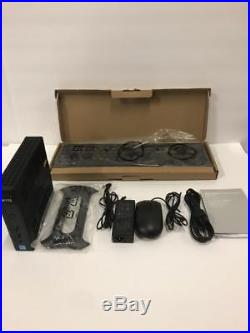Dell Wyse 5010 Thin Client WES7 Windows Embedded 7 16GB 4GB 2YN80 New Brown Box