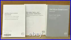Dell Wyse 5030 Thin Client Pcoip Wyse Zero OS CLT 512MB 32MB 1WCYD NOB