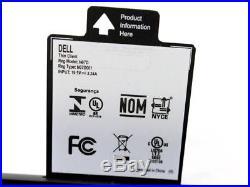 Dell Wyse 5060 AMD GX-424CC 2.4GHz Quad-Core 4GB Ram 64GB SSD Thin Client H0C1T