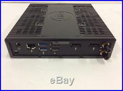 Dell Wyse 5060 Thin Client AMD G-Series Quad-core (4 Core) 2.40 GHz 6574H
