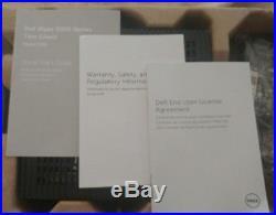 Dell Wyse 5060 Thin Client AMD G series 2.4 GHz 8GB SSD 4GB DDR3L ThinOS