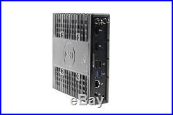 Dell Wyse 5060 Thin Client AMD GX-424CC 2.4GHz 4GB RAM 64GB SSD RJ-45 WIFI H0C1T