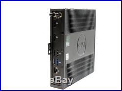 Dell Wyse 5060 Thin Client AMD GX-424CC 2.4GHz 8GB RAM 64GB SSD WES7P WIFI H0C1T