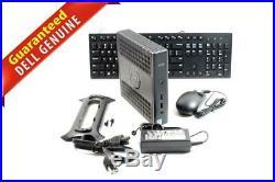 Dell Wyse 5060 Thin Client WIFI AMD GX-424CC 2.4 GHz WIN 10 4GB 16GB SSD H0C1T
