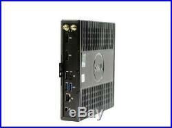 Dell Wyse 5060 WIFI Thin Client AMD GX-424CC 2.4 GHz WIN 10 Pro 4GB 32GB SSD