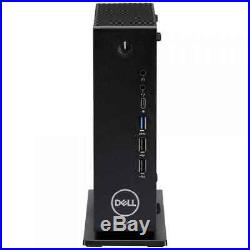 Dell Wyse 5070 2018 1.5GHz 1200g 4K DDR4 Thin Client Black With 2 Years Warranty