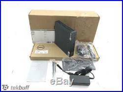 Dell Wyse 5070 DTS Pentium Silver J5005 8GB 64GB SSD Windows 10 IOT P6PGF
