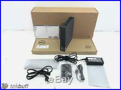 Dell Wyse 5070 DTS Thin Client Celeron J4105 1.5GHz 8GB 64GB SSD W10 IoT