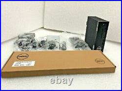 Dell Wyse 5070 Extended Thin Client J5005 1.5GHZ QC 8GB 64GB AMD Video Thin OS
