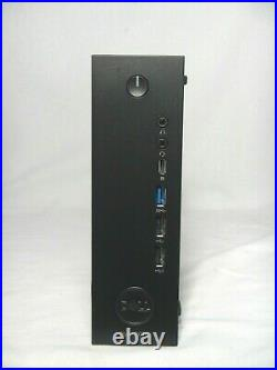 Dell Wyse 5070 Extended Thin Client J5005 1.5Gh 8G 256G WiFi AMD Video ThinLinux