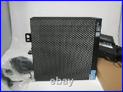 Dell Wyse 5070 Extended Thin Client J5005 1.5Ghz 8GBDDR4 16GB PCOIP ThinOS Wi-Fi