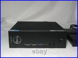 Dell Wyse 5070 PCOIP Extended Thin Client J5005 1.5Ghz 8GB 16GB AMD Video Card