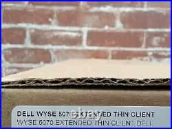 Dell Wyse 5070 PCOIP Extended Thin Client Pentium J5005 8GB DDR4 No EMMC OpenBox
