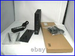 Dell Wyse 5070 PCOIP Thin Client Pent J5005 1.5Ghz 4-Core 8GB 16GB Wi-Fi ThinOS