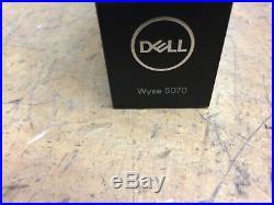 Dell Wyse 5070 PCOIP Thin Client Pentium J5005 1.5Ghz Quad 4GB DDR4