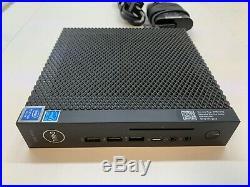 Dell Wyse 5070 PCOIP Thin Client Pentium J5005 1.5Ghz Quad 8GB DDR4 16GB