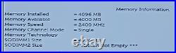 Dell Wyse 5070 PCOIP Thin Client Pentium J5005 QuadCore 4GB DDR4 16GB OpenBox
